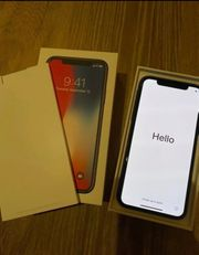 iPhone X 64 top