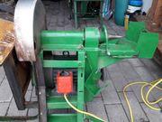POSCH Spaltmaschine mit Schälfunktion Entrindung