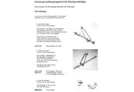 Z0541115 Fahradhalter Fahrradträger für Dachgrundträger: Kleinanzeigen aus Hannover Bothfeld - Rubrik Mitsubishi-Teile