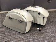 Brand New Indian Roadmaster saddlebags