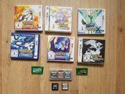 Nintendo Pokemon Spiele