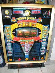 Geldspielautomat Spielautomat Merkur Venus Multi