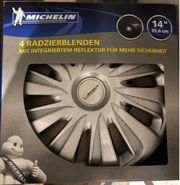 Michelin Radkappen Neu