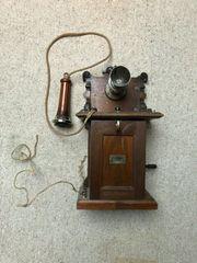 Altes Telefon Friedrich Reiner München
