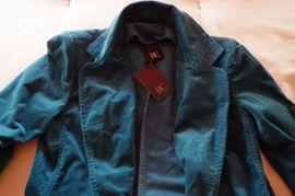 Damenbekleidung - Damen Jacket Jacke Türkis Gr