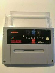 Super Nintendo SNES Spiel Stargate