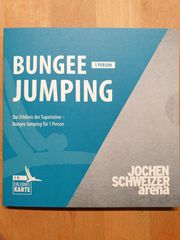 Bungee Jumping Jochen Schweizer Gutschein