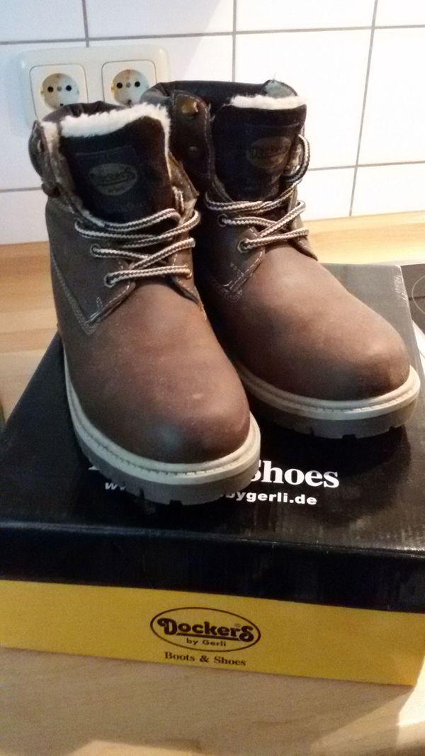 7fd91c8de4837 DOCKERS Unisex-Boots/Stiefel gefüttert, Gr. 36 in Starnberg - Schuhe ...