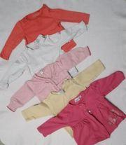 Babysachen Größe 62-68 für Mädchen