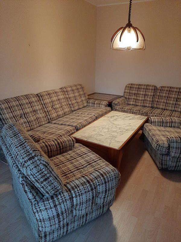 Couchgarnitur Sofa 3 2-Sitzer 2