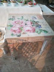 Tischlein Romantik pur