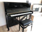 Grotrian-Steinweg Klavier Modell Classic Schwarz