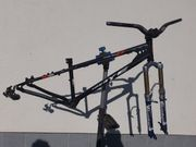 Dirt Bike Mtb Fahrrad Rahmen