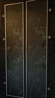 Glastüren für Ikea Billy-Regale