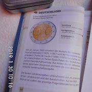 Deutschland 2 Euro Niedersachsen Stempelglanz