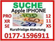 Suche Apple iPhone 12 oder