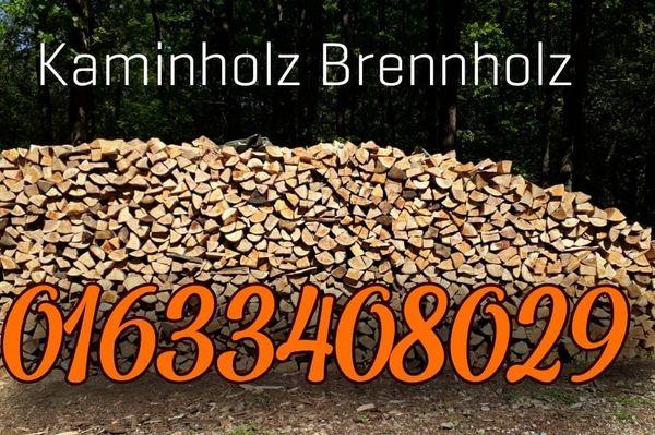 Kaminholz Brennholz