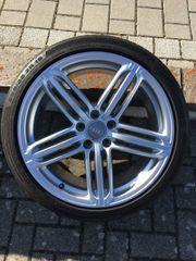 Audi TTRS-Kompleträder 255 35 ZR