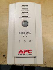 APC UPS CS 350 USV