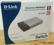 Switch D-Link DES-1008D