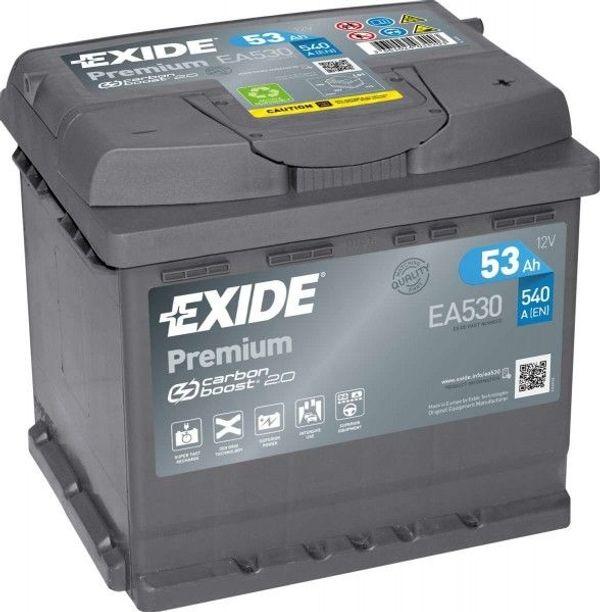 EXIDE - neue Autobatterie Starterbatterie