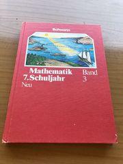 Buch Mathematik 7 Schuljahr