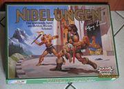 NIBELUNGEN Brettspiel von Amigo Spiele