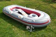 Schlauchboot Sevylor Supercaravelle XR106GT