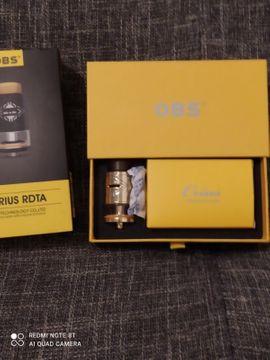 OBS kopf E-Zigarette: Kleinanzeigen aus Waghäusel - Rubrik Elektronik