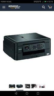 Drucker Brother Scanner Fax Top