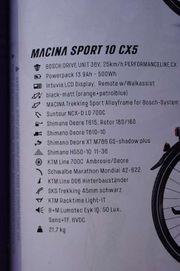 KTM Macina Sport 10 CX5