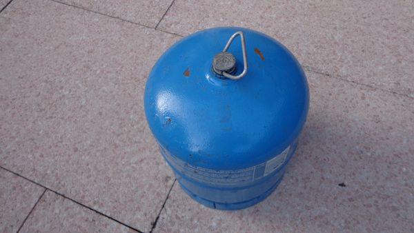 Gasflasche von CampingGaz