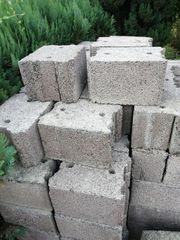 Liapor-Mauersteinen Hohlblocksteine Mauersteine NEU