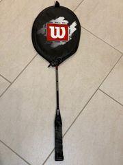 Badminton Schläger Wilson sehr leicht