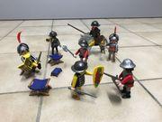 Playmobil Rittergruppe