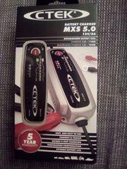 CTEK Batterieladegerät MXS 5 0