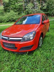Opel ASTRA Magenta ROT Anhängerkupplung