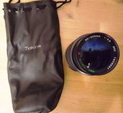 Objektive für Spiegelreflexkamera