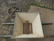 Traubenmühle Handbetrieb