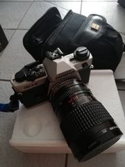 Olympus Camera und div Zubehör
