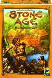 Stone Age Brettspiel von Hans