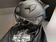 Harley Davidson 3 4 Helm