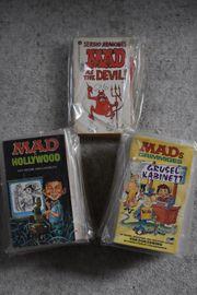 Frühe MAD-Taschenbücher-Sammlung