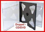 400 DOPPEL - CD DVD - LEER -