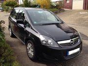 Opel Zafira Erdgas Benzin Klima