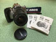 Spiegelreflexkamera analog Canon EOS Rebel