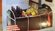 Große Ordnungstasche mit sep Kühltasche