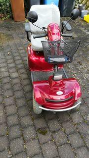 Elektromobil Freerider E 300 Seniorenmobil