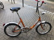 Klapprad RECORD 20 Zoll Beleuchtung
