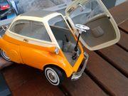 2CV Citroen blau Modellauto und